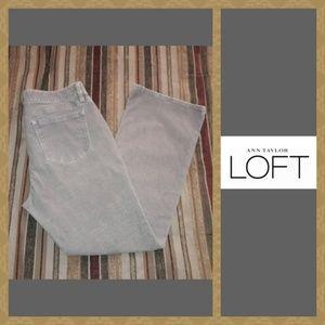 "💥 ""The Loft"" Curvy Boot Corduroy Pants"